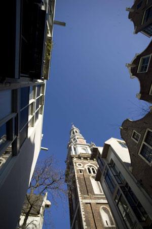Amsterdam Oude Kerk Old Church