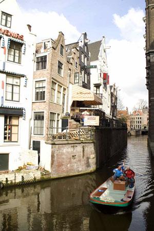 Amsterdam plezier fun