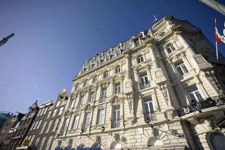 Amsterdm Victoria Hotel