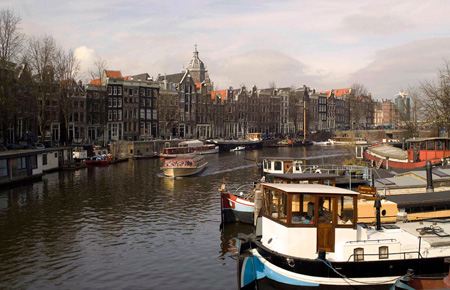 Amsterdam guided tours